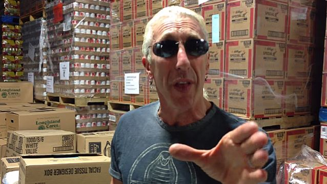 Dee Snider's Ride to Fight Hunger on Long Island