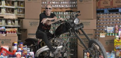 Dee Snider Ride for Long Island Cares